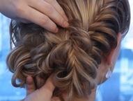 Hair! / by Tiffany Wilkinson