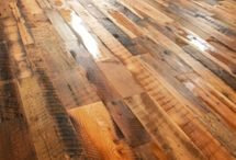 Reclaimed Wood Floor / by Reclaimed Wood, Inc.