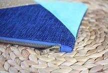 idées couture trousses, sacs, porte-monnaies