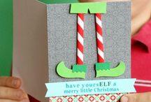 Tarjetas, decoraciones etc... de Navidad