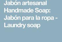 Jabón para lavar