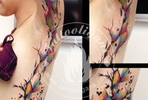 Tattoos / by Ginny Hussey