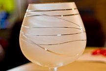 glass craft/etching