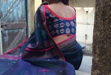 saree's and blouses