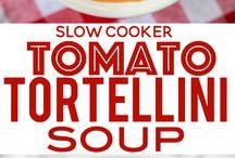 Soup and Salad Sounds GooooD
