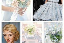 Themed weddings/ Wedding inspiration moodboards