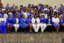 2016 NATIONAL FOUNDERS DAY CELEBRATIONS / Celebrating the Royal Blue and White Sisterhood.