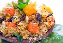 Dinner / Super delicious and mostly healthy dinners! / by Christina Crane