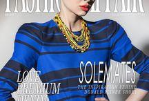 ★ Press Brigade Mondaine in Fashion Affair Magazine ★ / CREEP - New editorial out in Fashion Affair Magazine Photographer: Katia Bdr Photography Styliste: Amany Behounna MUAH: Juan Romero