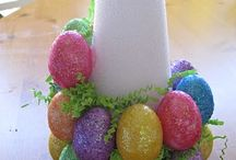 easter crafts / by Monica Greer