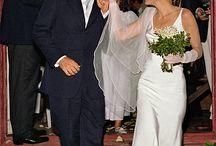 WEDDING DRESS LOVE / The best celebrity wedding dresses