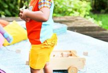 The Dutch Design Bakery baby zomercollectie 2015