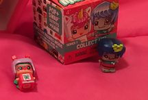My Mini Mixie Q's / Adorable little dolls with interchangeable accessories