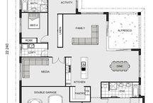 talon pohjapiirustus