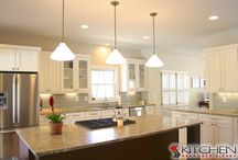 Coastal Kitchens / by Cabinets.com by Kitchen Resource Direct