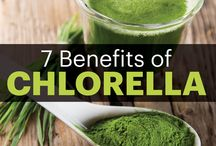 7 benefits of chlorella Dr Axe