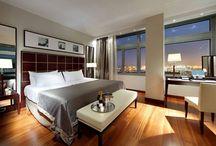 Las mejores camas del otoño / ¿En cuál de estas camas te gustaría descansar? Estas son las mejores camas para descansar en otoño después de un largo día descubriendo nuevas ciudades. http://bit.ly/1P96RkT #MiOtoñoEurostars