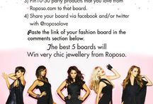 Roposo Pin party contest
