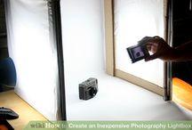 Photography white box