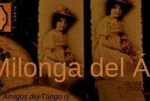 Helsinki. El 'Atico Milonga / Amigos del Tango ry