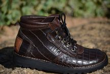 Safari Boots from Courteney / Hunting Boots for Men & Women from the Courteney Boot Company