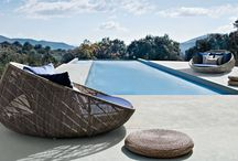 B&B Italia 'Outdoor' / B&B Italia SpA is an Italian modern furniture company whose products are sold worldwide. The company was founded in 1966 by the Busnelli family, who manages the company.