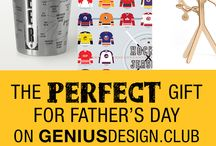 The perfect gift for Father's Day on geniusdesign.club