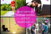 Friday Fourplay / What type of life do you lead?  How do you reduce stress in your life?  Play along every week with our Friday Fourplay challenges.
