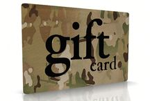 Fathersday / A great idea for fathers day, not sure what to buy your outdoor loving father?? A gift card from Military & Outdoor could be the perfect answer, choose any amount for him to spend on the latest clothing and gadgets.