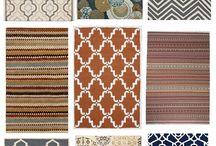 Area rugs/flooring