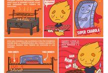 Tips Parrilleros | SMP / Aprende diversas técnicas de parrilla y descubre los mitos de la carne asada junto a Flamín en los Tips Parrilleros.