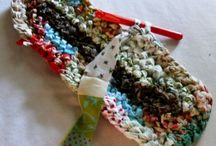 Crochet rag rug tutorial Raechel Myers | Finding My Feet | The Rag Rug Post