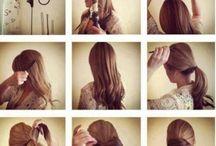Hair / by Katie Bowman