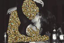 surreal kissy and sparkly