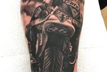 Rossi tatoo