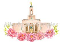 California Temple / LDS California temples