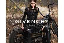 Advertisement givenchy