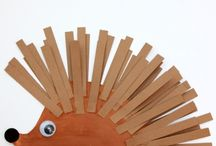Animal Crafts / A board dedicated to Animal crafts for kids. / by I Heart Crafty Things