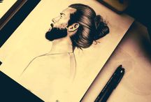Art / My art,my thoughts.