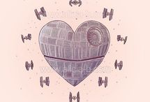 Geeky Valentines Cards
