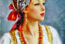Art - Jewellery in Art