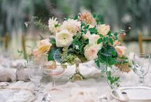 { Organic Blooms } Wedding Florals