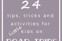 Kids + Travel - Stress