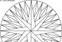 морской компас