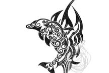 Machine Embroidery Designs. Tattoo