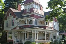 My dream victorian home / by Julie Dupuis