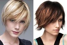hair???? / by Stephanie Lehr