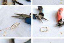 χειροποίητα δαχτυλίδια