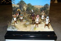 My finished projects: Ancient Egypt,V&V miniatures, 40mm