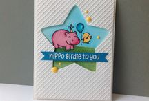 Lawn Fawn Inspiration / cards created using Lawn Fawn Products